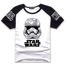 a8d838ab3f6 Darth Vader T-shirt O Neck Tops Darth Vader T Shirt