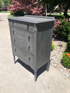 Furniture Repair, Upcycled Furniture, Chalk Paint, Dresser, Antiques, Home Decor, Homemade Home Decor, Lowboy, Antiquities