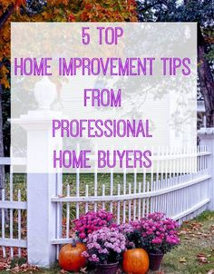 Blog post at Love Chic Living : I've got a great guest post for you today, looking at the top ways you can improve your home before selling it. I hope you find it useful - [..]