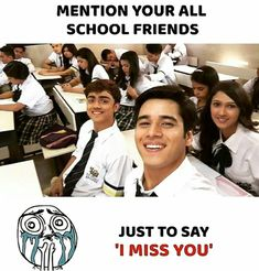 Best Friend Quotes Funny, Besties Quotes, Cute Funny Quotes, Real Friendship Quotes, Real Life Quotes, Reality Quotes, True Quotes, School Days Quotes, Student Memes