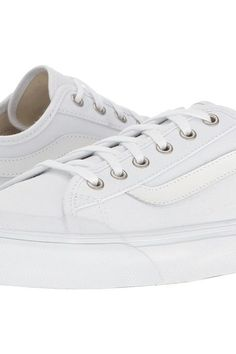 Vans Black Ball SF (White/White) Men's Shoes - Vans, Black Ball SF, VN0A32SBWWW-100, Footwear Athletic General, Athletic, Athletic, Footwear, Shoes, Gift, - Street Fashion And Style Ideas