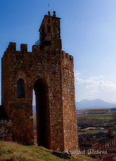 #Ayllón #Segovia #ActualidadMedieval