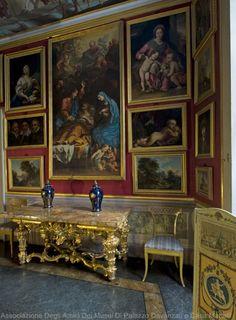 Museo di Casa Martelli - Firenze - Quadreria: spiccano opere di Francesco Francia, il Poppi, Salvator Rosa e Luca Giordano