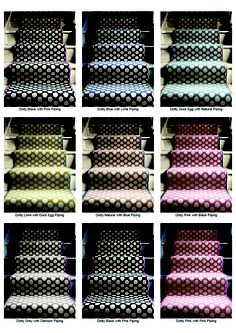 Alternative Stairways. Available at Rowe Carpets
