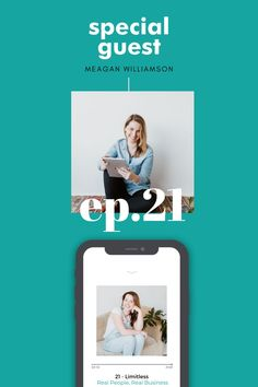 New podcast episode! Meagan Williamson is a Pinterest marketing consultant who works with businesses to maximize their presence, increase their traffic and in turn, generate more clients and make more sales with Pinterest. Meagan has proven to the world that through finding your unique angle, you can create and design a successful business that is true to who you are and helps create the life you want to live. Listen now! Successful Business, Growing Your Business, Hate My Job, I Can Do Anything, Passion Project, Marketing Consultant, Special Guest, Pinterest Marketing, Real People