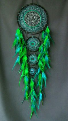 Dream eye-catcher Dream catcher Dreamcatcher gift Wall hanging Dream catcher Wall turquoise Dream eye-catcher Large dream catcher Nursery dream catcher – Famous Last Words Grand Dream Catcher, Dream Catcher Decor, Beautiful Dream Catchers, Dream Catcher Nursery, Black Dream Catcher, Large Dream Catcher, Dream Catcher Boho, Dreamcatchers, Murs Turquoise
