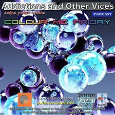 #today Addictions 327 #radio #indierock #music #synthpop #radioshow #alternative #listen #dj #mixcloud #bombshellradio #nowplaying #loveyourindie #addictionspodcast #newwave #colourmefridayQ: What separates Colour Me Friday from any other Addictions Podcast?  A: The Weekend  It's always great to end Friday on a high note. So strap on your favourite pair of synthpop boots and let's ride the new wave. Tonight we invite you to wash away the work week dirt and bases in some indie…
