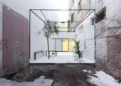 314 Architecture Studio designs Greek optometrist's store to look like a gallery   Dezeen