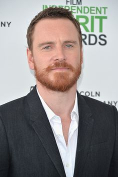 Thank you, god, for blessing Michael Fassbender with the ability to grow a beard. | This Is Proof That All Celebrity Men Should Grow A Beard Immediately