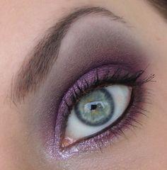 Amethyst purple http://www.makeupbee.com/look.php?look_id=69457