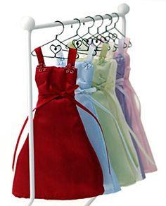 Bridesmaid Satin Dress Pouch