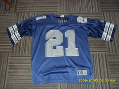 Nike NFL Womens Jerseys - Deion Sanders and Michael Irvin | Deion Sanders - Dallas Cowboys ...
