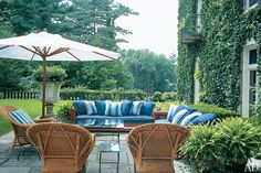 Patio and Outdoor Space Design Ideas Photos | Architectural Digest