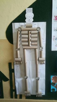 Human Body Unit, Teaching Science, School Projects, Crafts For Kids, Ideas, Home Decor, Classroom, Science, Boyfriends