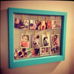 Old window turn picture frame!