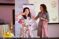 flowers arrangements for conference by Atelier Floristic Aleksandra concept Alexandra Crisan