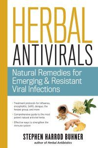 Two Excellent Books About Herbal Alternatives to Traditional Antibiotics