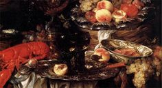 The still life is a key ingredient in Dutch golden age painting. By attempting to recreate it, you discover how codified and symbolic the art actually is. Dutch Still Life, Dutch Golden Age, Key Ingredient, Ethnic Recipes, Painting, Google Search, Yellow, Food, Art
