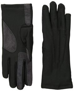 Men/'s Magic Gloves Knit Marled Poly Blend Stretch Winter Warm Plain One Size
