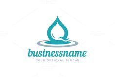New logo design for sale on Design Hill - energy, water, power ...