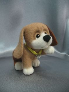 Craft Projects, Projects To Try, Felt Art, Felt Animals, Handmade Toys, Pet Toys, Puppets, Needle Felting, Creatures