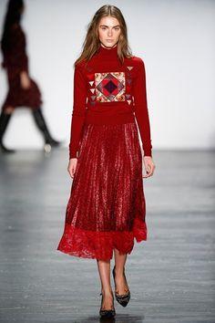 Sfilata Vivienne Tam New York - Collezioni Autunno Inverno 2016-17 - Vogue