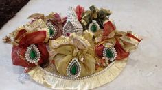 Dry fruit packing- Vrishti Creations