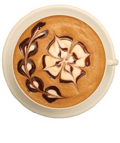 coffee art- Have a nice day!