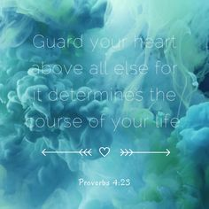 Life Proverbs, Proverbs 4 23, Scriptures, Bible Verses, Mom Prayers, Guard Your Heart, Daily Bible, Spiritual Inspiration, Christians