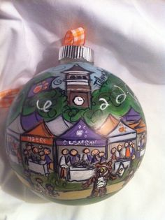 Tailgating Clemson Tiger Style by SouthofSouthern on Etsy, $35.00