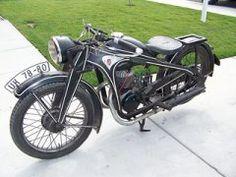 Zündapp DBK 250 1939 10,000$ available