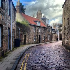 Old Aberdeen, Scotland.  Our tips for fun things to do in Scotland: http://www.europealacarte.co.uk/blog/2010/12/30/things-scotland/