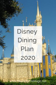 Disney Dining Plan 2020 Overview and Costs Food costs can be one of the largest expenses you and your family Disney Dining Plan Prices, Disney Dinning Plan, Disney Dining Tips, Disney On A Budget, Disney Vacation Planning, Disney World Planning, Vacation Ideas, Best Disney World Restaurants, Walt Disney World Vacations
