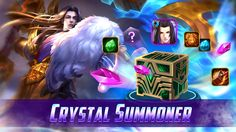 Complete Super Summons to unlock additional Rewards for a Limited Time! #mobilemoba