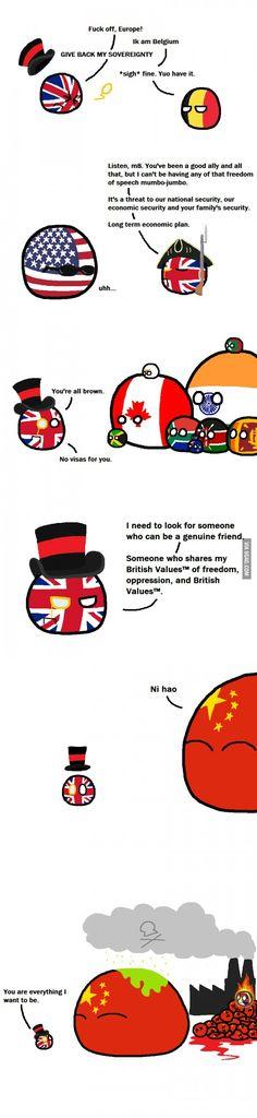 Britian...