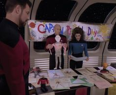 Captain Picard Day, From Star Trek: The Next Generation