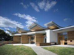 Robin House Children's Hospice in Balloch, Scotland by Gareth Hoskins Architects