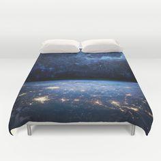 Earth, Galaxy, Milky Way, stars...
