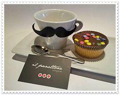 Muffins y cupcake con tu café.