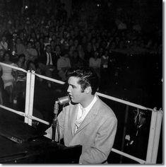 Pan Pacific Auditorium, Los Angeles - October 29, 1957