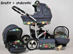 Stroller trio Wide Stroller, Ship and bakey with Sleeping Bag! Highchair Cover, Chairs For Sale, Sleeping Bag, Baby Strollers, Children, Bags, Handbags, Baby Prams, Boys