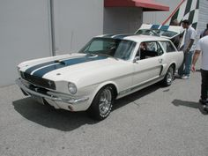 Mustang Station Wagon for Sale | The only wagon Mustang built for sure is the one made by ...