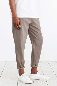 Your Neighbors Milo Relaxed Linen Pant | Pants, Linen pants and Linens