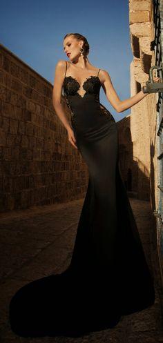 MoonStruck – Stunning Evening Dress Collection By Galia Lahav