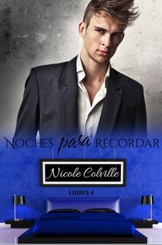 Hot Passion Books: VERSION OFICIAL - Nicole Colville - Noches Para Re...