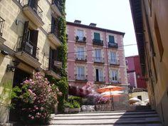Barrio de los Austrias, de Madrid... al cielo