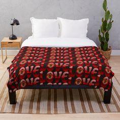 keyword: Secret of Love and Abbundance von Herogoal | Redbubble Secret Of Love, Comforters, Blanket, Beautiful, Bed, Halloween Season, Furniture, Spice, Design