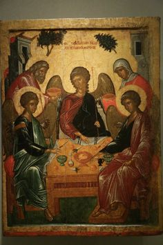What is Your Painting Style? How do you find your own painting style? What is your painting style? Religious Paintings, Religious Art, Vintage Photography, Nature Photography, Raphael Angel, Archangel Raphael, Trinidad, Byzantine Icons, Types Of Painting