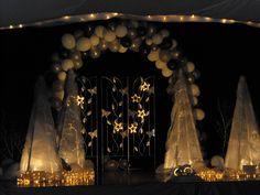 preschool graduation stage decorations | WOOLY HOOKER: Kindergarten Grad