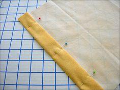 How to Make a Blind Hem Stitch | Sew4Home